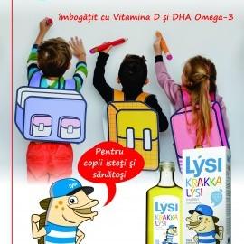 Copii inteligenti si sanatosi