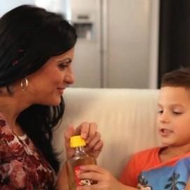 Copilul tau este hiperactiv, agresiv? Omega 3 il ajuta sa scape de agitatie si agresivitate