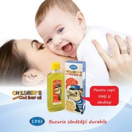 De ce are nevoie copilul tau de ulei de peste?