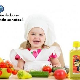De ce au copiii nevoie de acizi grasi omega-3?