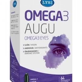 Omega 3 ne ajuta sa mentinem sanatatea ochilor?