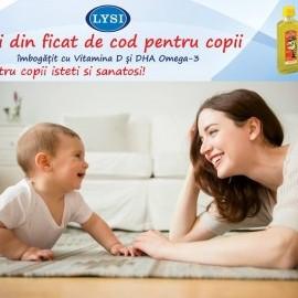 Rahitismul si rolul uleiului din ficat de cod pentru preventia acestei afectiuni la copii