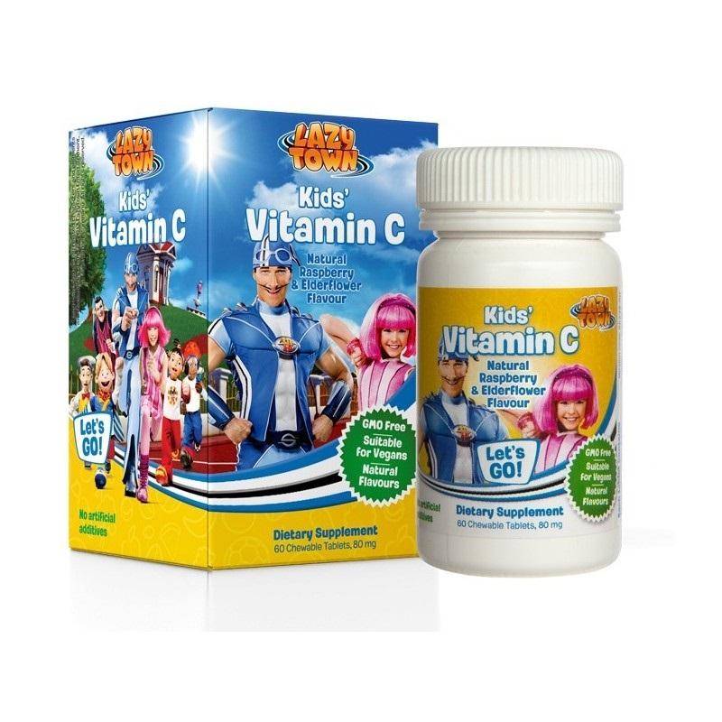 LazyTown Kids Vitamin C