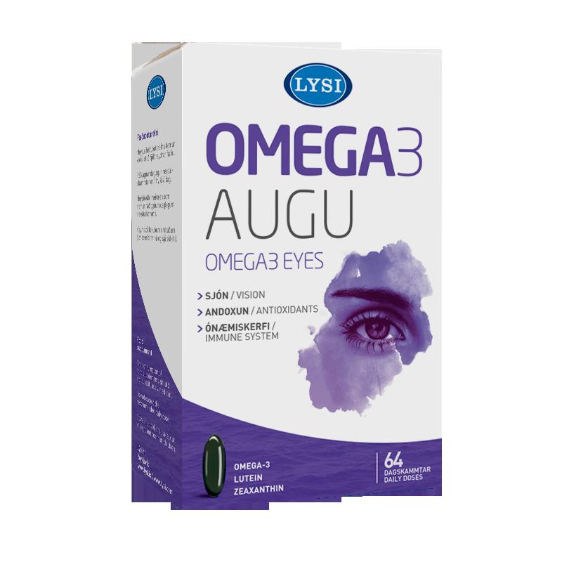 Omega-3 Ochi Sanatosi