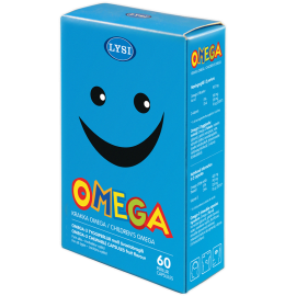 Omega-3 chewable